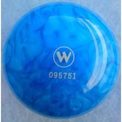 Kuželková koule - Winner 160mm - Blau / Wiess / Schwarz