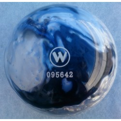 Kuželková koule - Winner 160mm - Schwarz / Silber