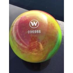 Kuželková koule - Winner 160mm - Rot / Gelb / Grün