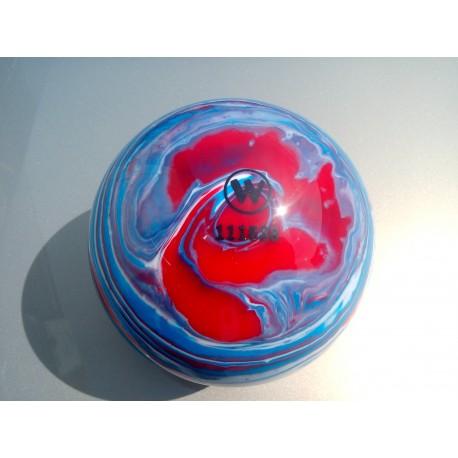 Kuželková koule - Winner 160mm - Blau / rot/ weiss
