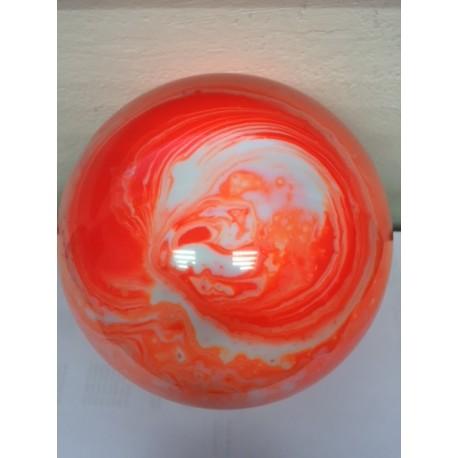 Kuželková koule - Winner 160mm  Weiss / Orange