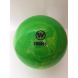 Kuželková koule - Winner 160mm -Grün/Gelb