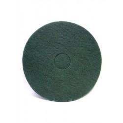 Čistící kotouč 410 mm zelený